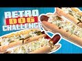 Double Footlong Hot Dog Challenge w/ Chili, Cheese, & More!!
