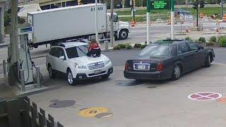 Caught On Camera: Wisconsin Woman Fights Carjacker