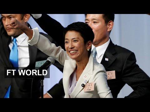 Renho wins Japan's Democratic party leadership I FT World