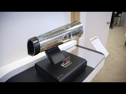 LG made an 18-inch display you can roll up like a newspaper