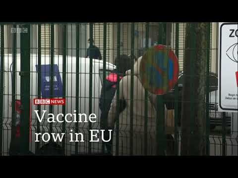 2021 January 29 BBC One minute World News