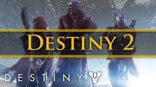 Destiny 2 confirmed for 2017! Plus Destiny 2016 roadmap