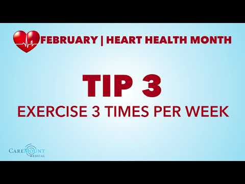 5 Heart Healthy Tips from Dr. Rene