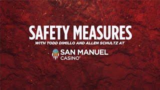San Manuel Health & Safety Hub - Changes At San Manuel Casino [2020]