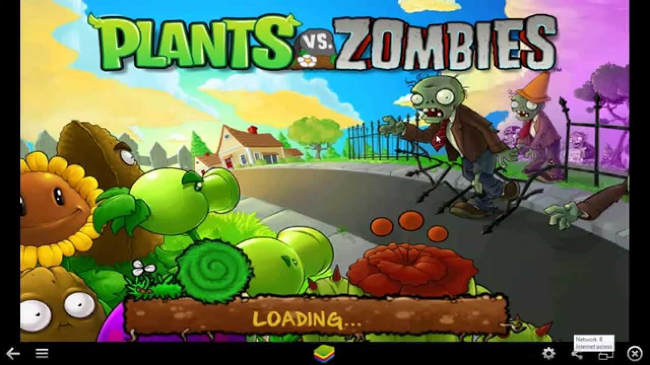 Hướng dẫn tải và chơi game Plants vs Zombies