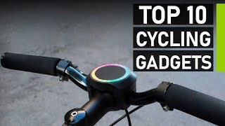 Top 10 Coolest Cycling Gadgets & Accessories | Part 2