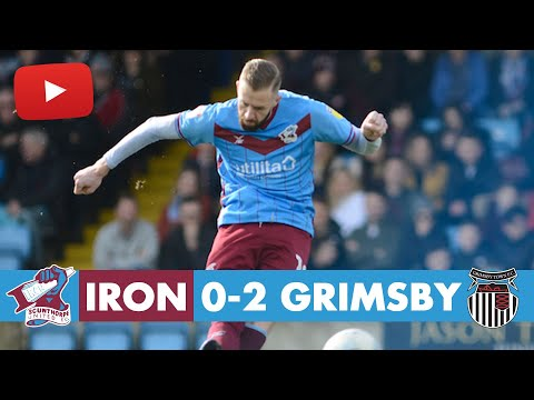 Scunthorpe Grimsby Goals And Highlights