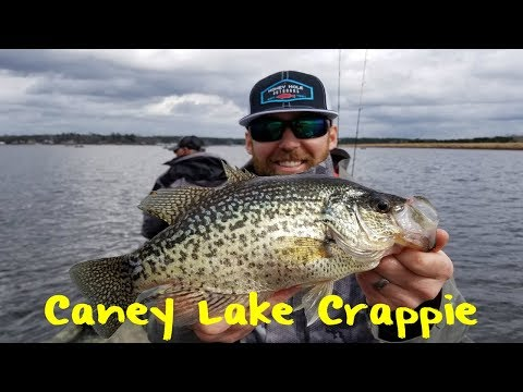 Crappie Fishing Louisiana's Caney Lake