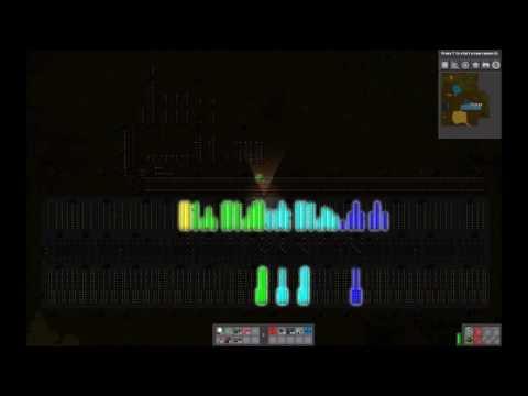 Factorio - Darude Sandmeme - Programmable speakers
