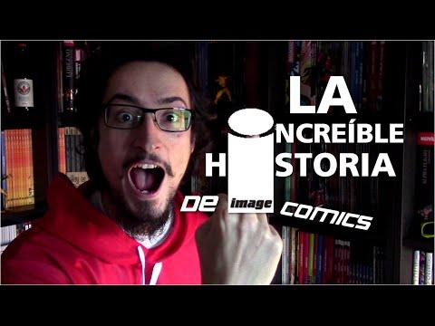 La increíble historia de Image Comics