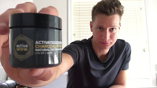 Active Wow Teeth Whitening Product Review