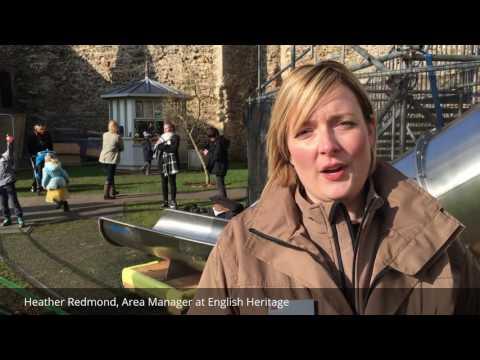 Framlingham Castle slide