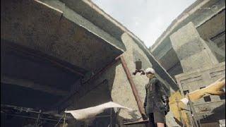 #2  ニーアオートマタ Cルート[A2]  NieR:Automata 工場廃墟