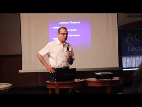 Acropolis talks. EP-01- Role of attitude in living & healing by Dr. Sanjay Mehrotra