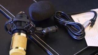 Микрофон для фотоаппарата и ПК из Китая(, 2017-01-27T05:01:02.000Z)