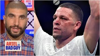 I knew Nate Diaz would call out Jorge Masvidal - Ariel Helwani | Ariel & The Bad Guy