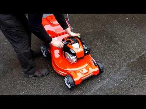 InStart™ IS Electric Start Lawn Mowers