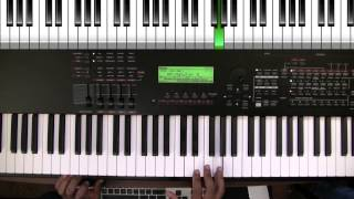 When I Was Your Man - Bruno Mars (Piano Chords)