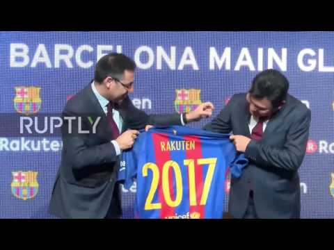 Spain: FC Barcelona President announces €220m deal with new