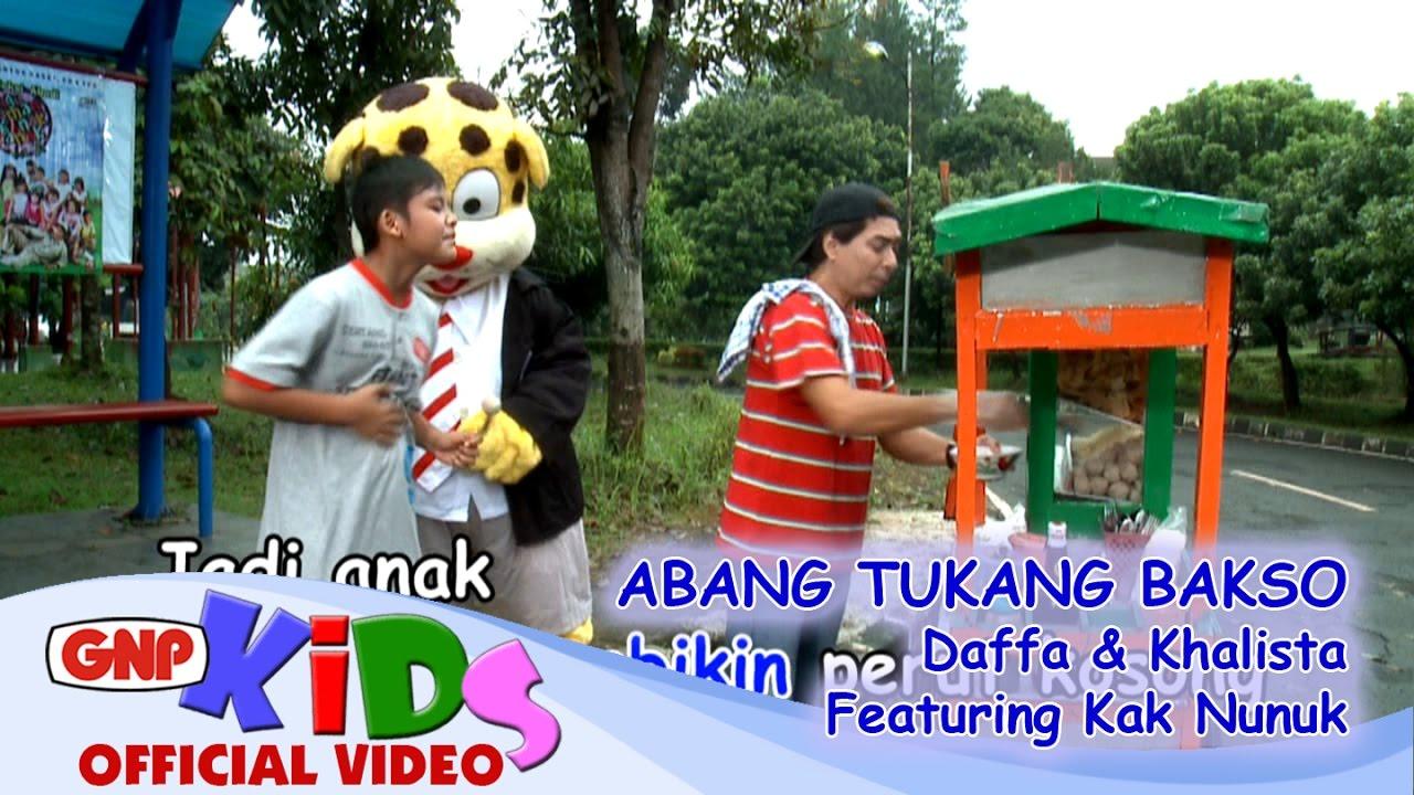 Abang Tukang Bakso Daffa Khalista Feat Kak Nunuk YouTube