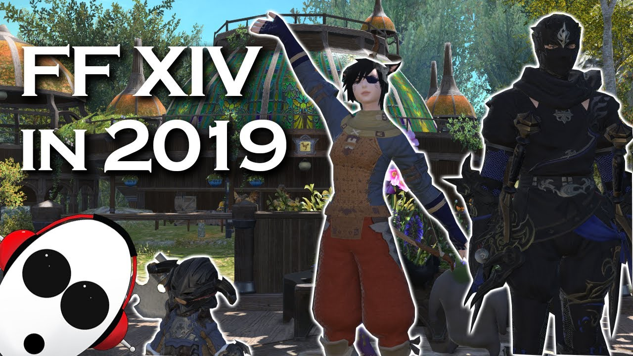 Final Fantasy 14 Has One Of The Best MMO Communities | FFXIV in 2019