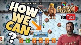 HOW WE CAN CHANGE MEMBERS IN CWL || COMMENTORS DEMAND|| CLASH OF CLAN