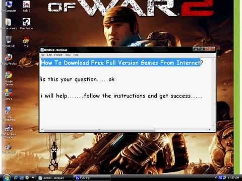 Download Full Version PC Games From Internet For Free