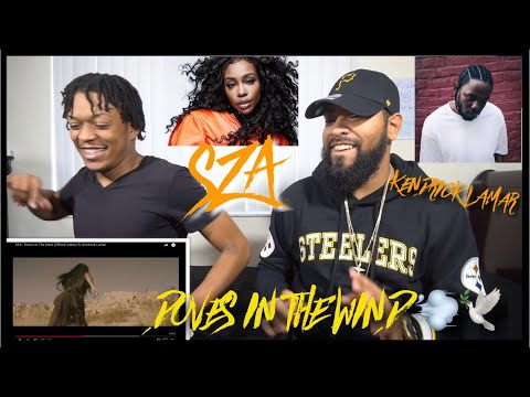 SZA - Doves In The Wind (Official Video) ft. Kendrick Lamar | FVO Reaction