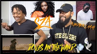SZA - Doves In The Wind  ft. Kendrick Lamar | FVO Reaction