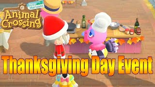 Animal Crossing New Horizons Turkey Day Thanksgiving Walkthrough Ingredients Recipes Rewards Youtube How long is your delivery time9 a: animal crossing new horizons turkey day thanksgiving walkthrough ingredients recipes rewards