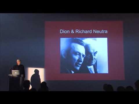 Raymond Richard Neutra The Richard And Dion Neutra VDL Research House (November 20, 2009)
