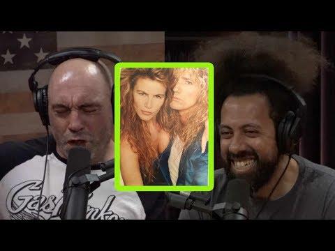 Joe Rogan and Reggie Watts Bond Over Whitesnake