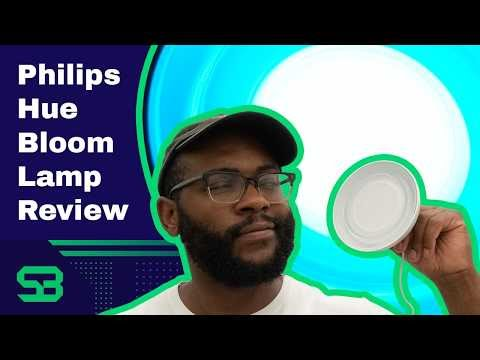 Philips Hue Bloom Lamp Review