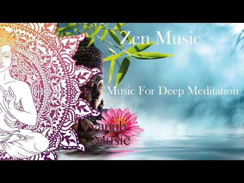 3 Hours Relaxing Music For Deep Meditation Background For