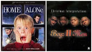 Boyz II Men vs Home Alone - This Christmas/The House mashup