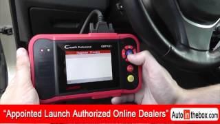 Launch CRP129 Auto Code Reader OBDII CRP 129 Creader Professional CRP 129 OBD2 Scanner