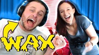 Waxing Challenge: NEVER WAX YOUR BEARD!!