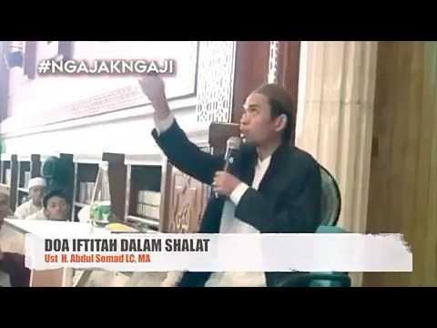 Doa Iftitah dalam Shalat Ustad Abdul Somad