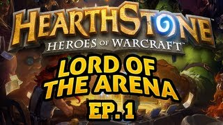 Hearthstone: Lord of the Arena - Episode 1