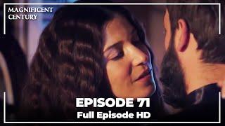 Magnificent Century Episode 71 | English Subtitle HD