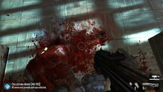 F.E.A.R. Series Gore Demonstration