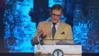 Speech Seger van Voorst tot Voorst bij 80-jarig jubileum NP De Hoge Veluwe