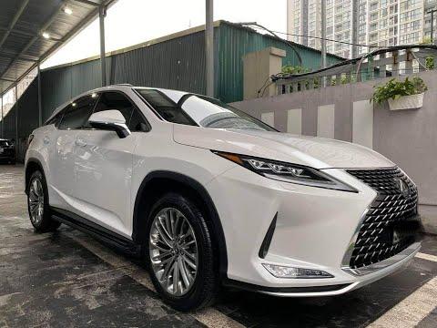 Đi được 2.000 km, chủ nhân Lexus RX 300 2020 đã rao bán xe với giá 3 tỷ đồng trên sàn xe cũ._Xe 360