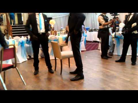Teju & Seun's Wedding Ceremony - Musical Chairs