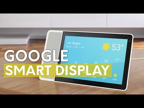 The future of Google Assistant includes Smart Displays