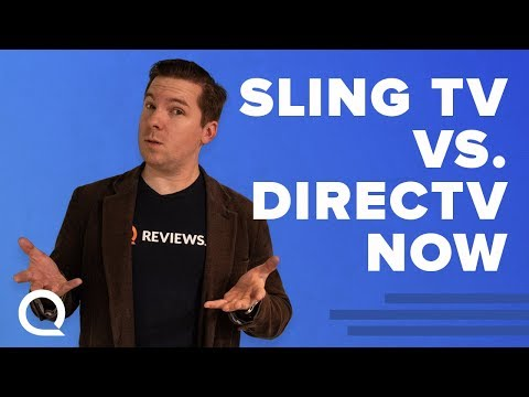 Sling TV Vs. DirecTV Now | Is This REALLY The Future Of TV???