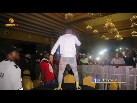 SMALL DOCTOR'S PERFORMANCE AT K1 DE ULTIMATE LIVE IN CONCERT
