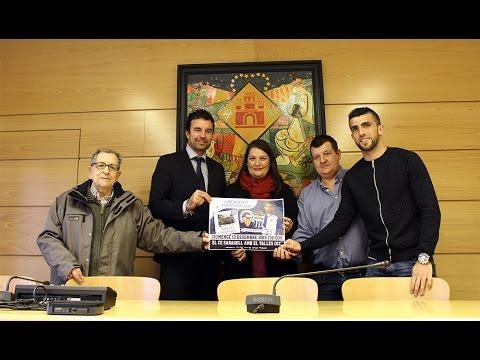 El CE Sabadell amb el Vallès Occidental: Barberà del Vallès