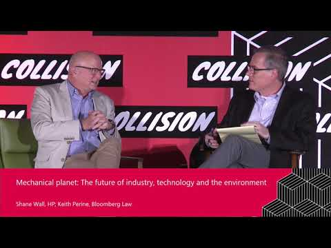 Mechanical planet: The future of industry, technology and the environment