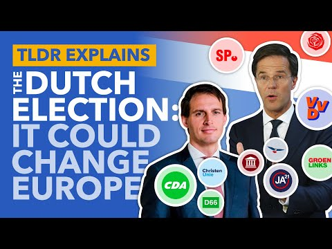 The Dutch Election Explained: How the Netherlands Can Shape Europes' Future - TLDR News